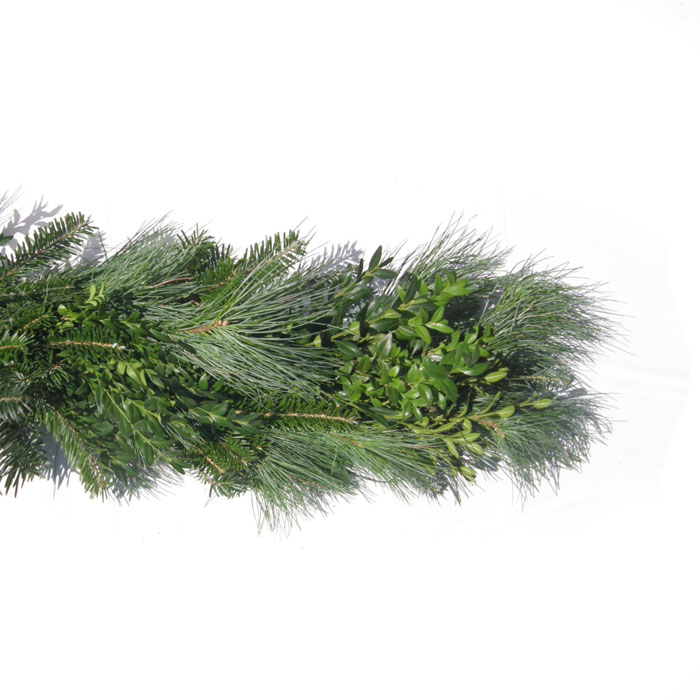 Cheap wholesale christmas garland tree wreaths